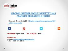 Global Rubber Hose Market 2016-2020 Report