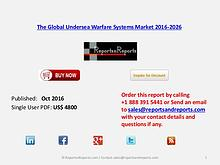 Undersea Warfare Systems Market - 5.36% CAGR Forecast to 2026