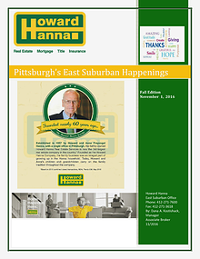 Howard Hanna East Suburban Happenings