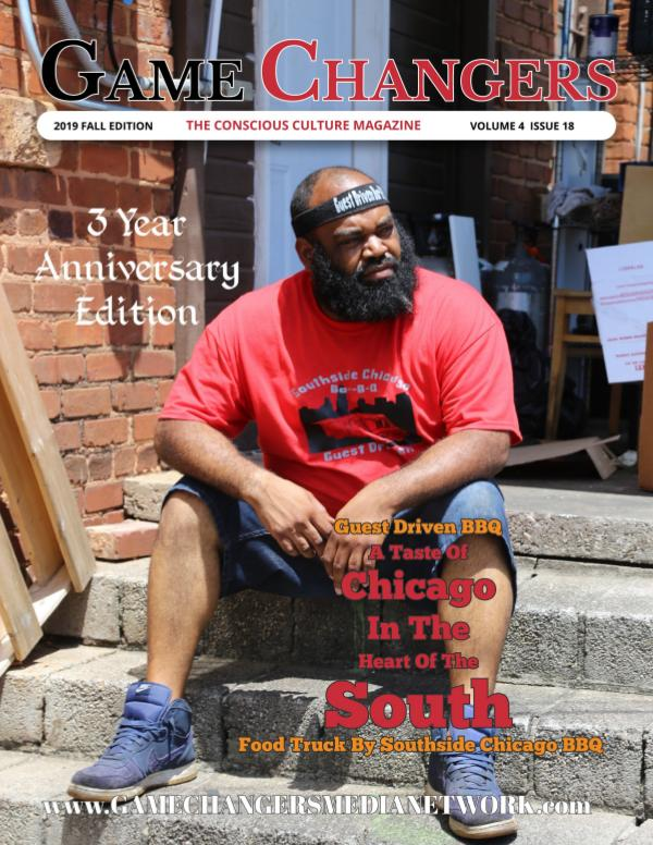 Game Changers: The Conscious Culture 3 Year Anniversary Edition