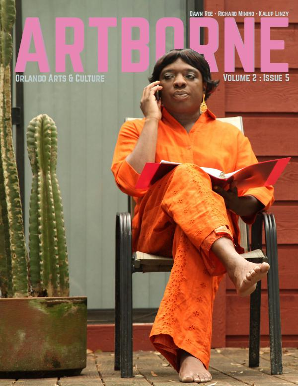 Artborne Magazine May 2017