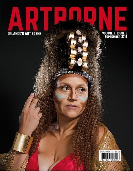Artborne Magazine September 2016