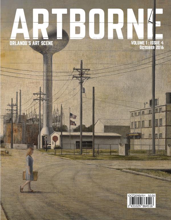 Artborne Magazine October 2016
