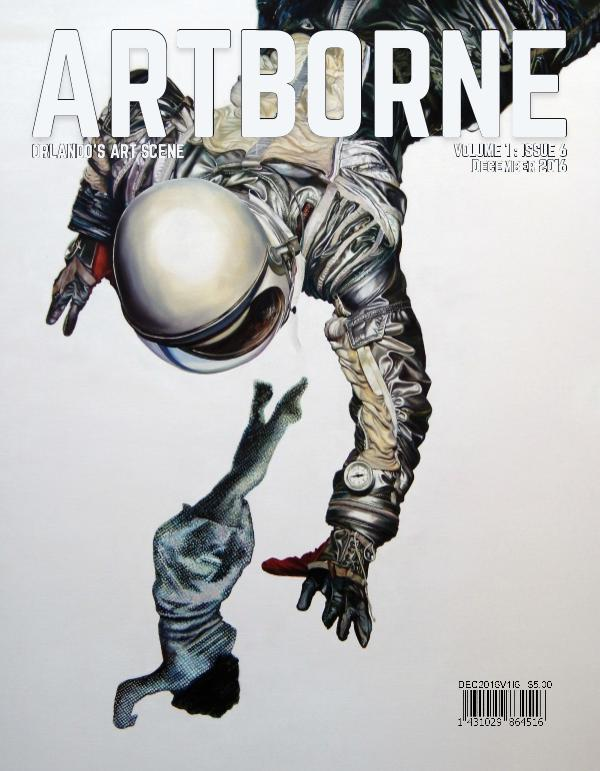 Artborne Magazine December 2016