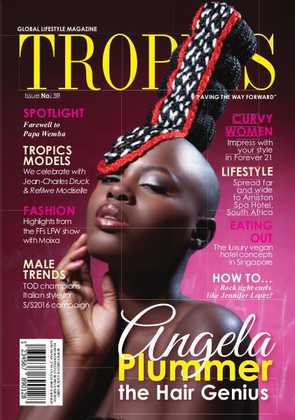 Tropics Magazine #59 Tropics Magazine #59