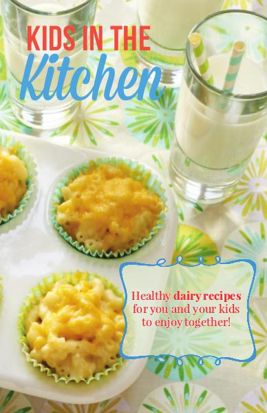 Kids in the Kitchen June 2016