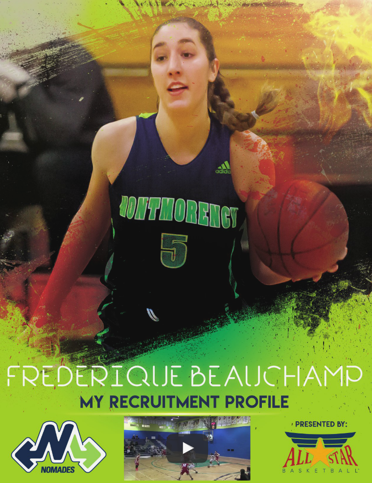 Frédérique Beauchamp - Montmorency Nomades 1