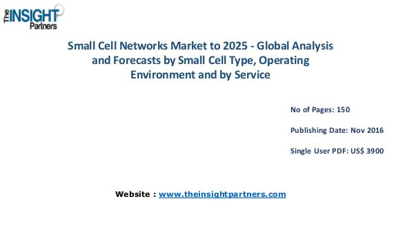 Small Cell Networks Market Trends |The Insight Partners Small Cell Networks Market Trends |The Insight Par