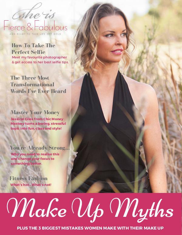 She Is Fierce & Fabulous Free Digital Magazine 3