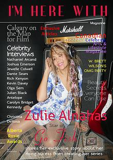 I'm Here With Magazine