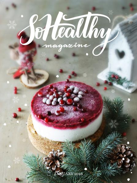 SoHealthy Magazine ISSUE #1
