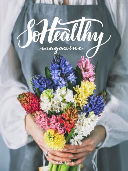SoHealthy Magazine ISSUE #2