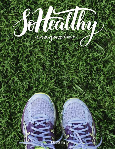 SoHealthy Magazine ISSUE #3
