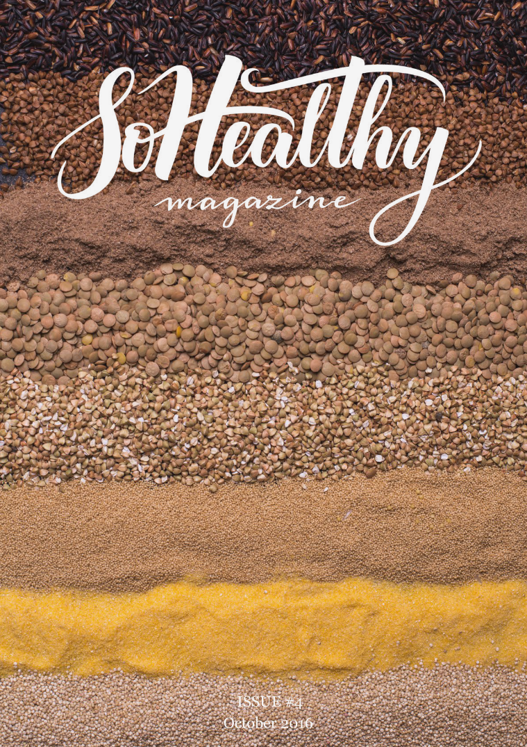 SoHealthy Magazine ISSUE #4