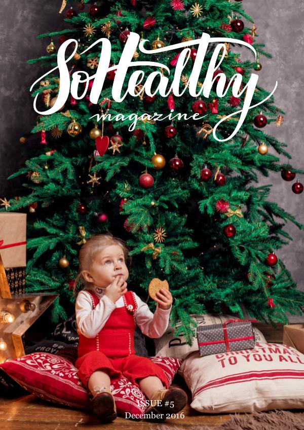 SoHealthy Magazine ISSUE #5