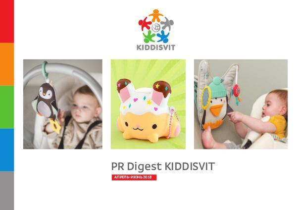 PR Digest KIDDISVIT 2018 | 2 PR Digest KIDDISVIT 2018 | 2