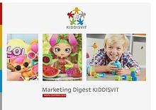 Marketing Digest KIDDISVIT 2018 | 3