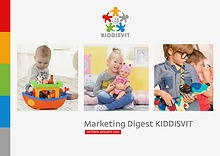 Marketing Digest KIDDISVIT 2018 | 4