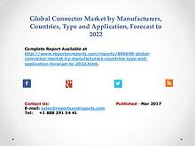 Connector Market by Telecom, Automotive, Instrumentation Applications