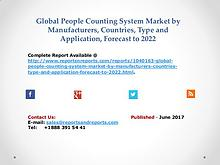 People Counting System Market to 2022 Key Players and Growth Analysis