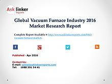 Vacuum Furnace Market Production and Industry Share Forecast 2016