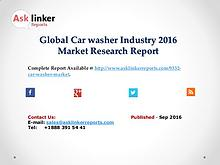 Car washer Market Chain Overview with Global Industry Policy and Plan