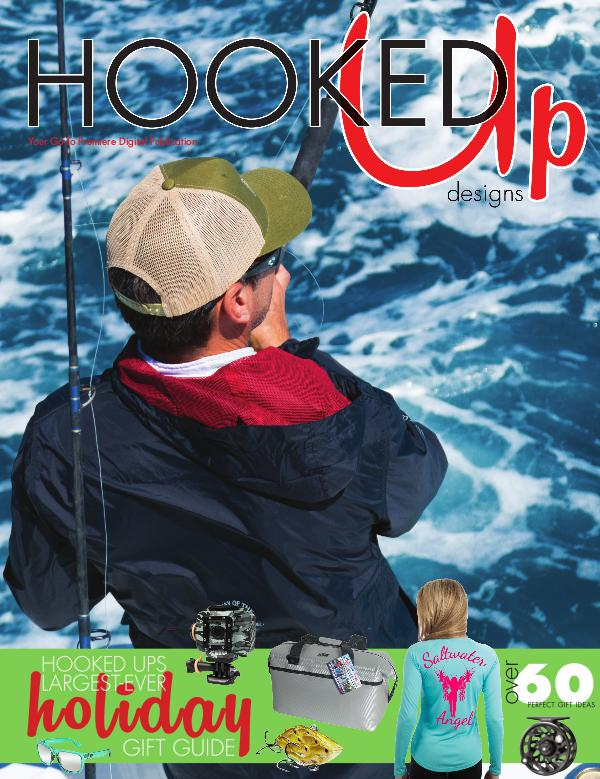 Hooked Up Designs Magazine December 2017