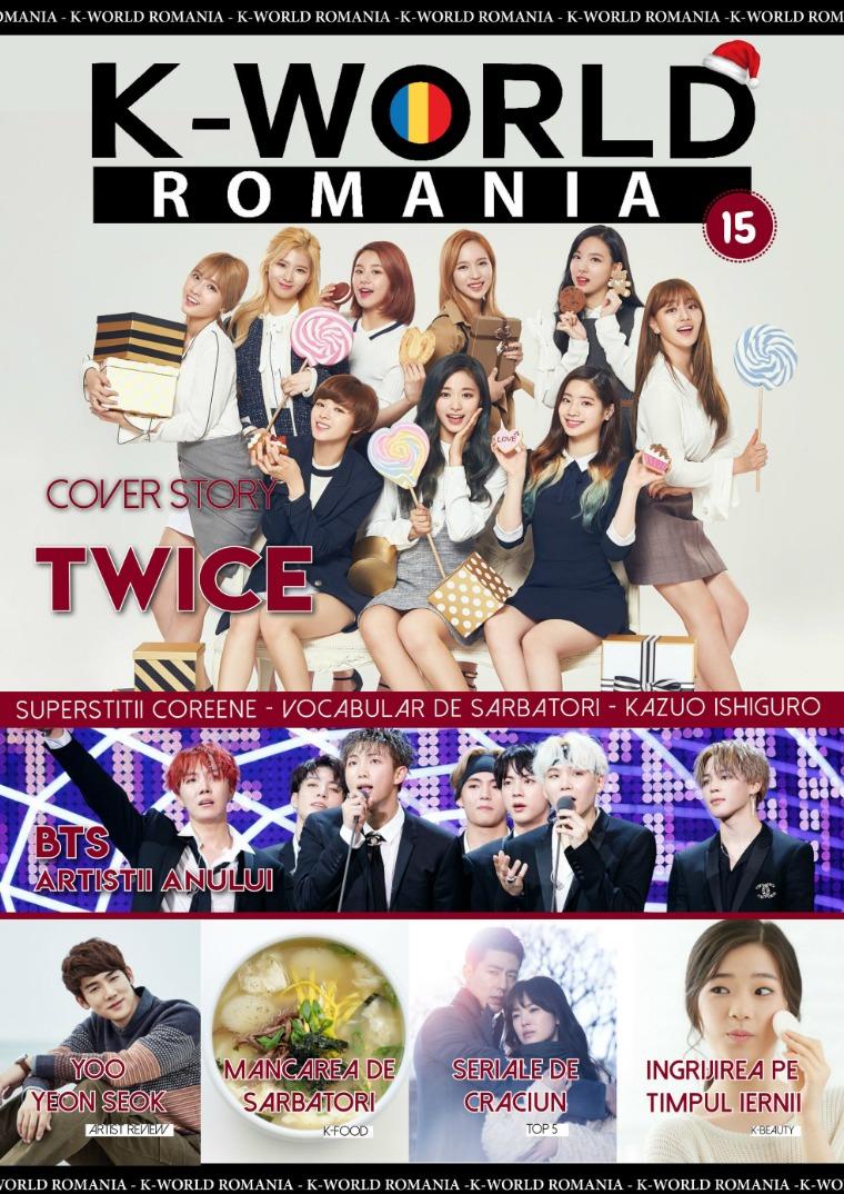 K-WORLD ROMANIA Nr. 15 - Editie speciala