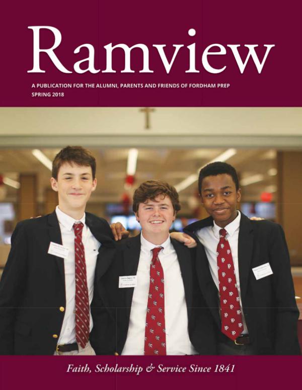 Ramview Spring 2018