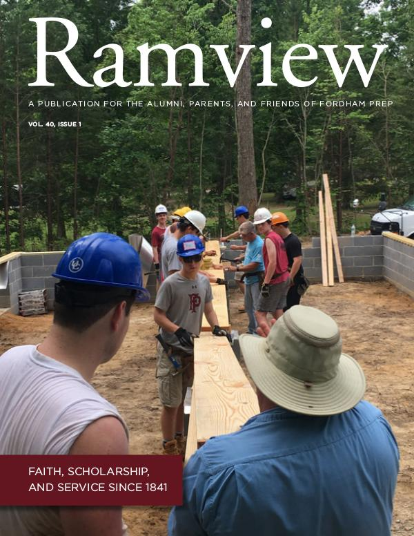 Ramview Summer/Fall 2019