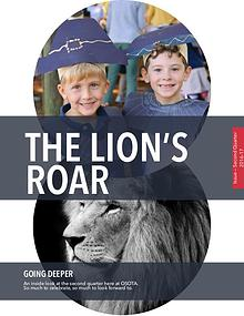 The Lion's Roar-Quarter 2, 2016-2017