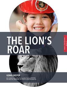 The Lion's Roar-Quarter 1, 2016-2017