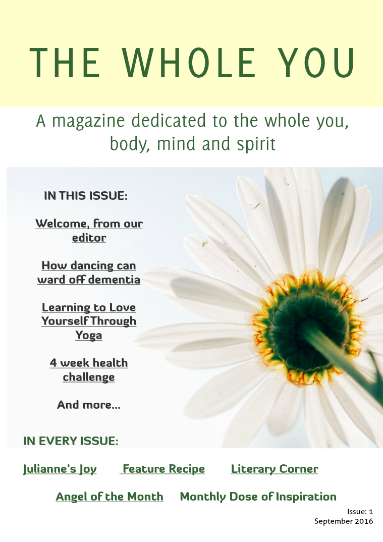 The Whole You September 2016