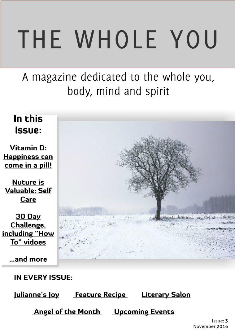 The Whole You Issue 3, November 2016