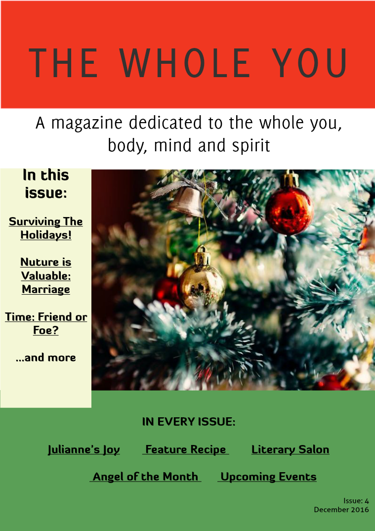 The Whole You Issue 4, December 2016
