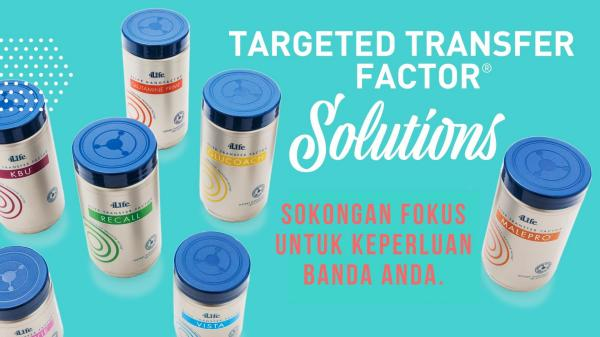 Product Slides 4Life Targeted Products - BM