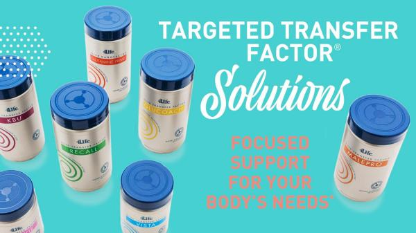 Product Slides 4Life Targeted Products - ENG