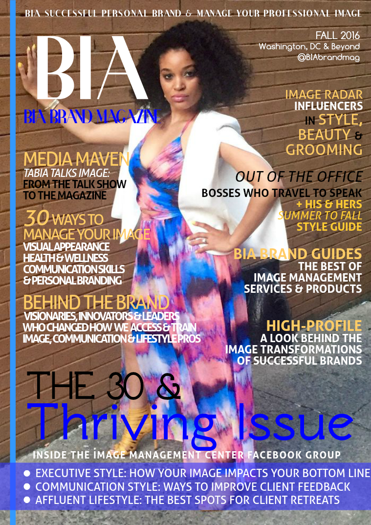 BIA BRAND MAGAZINE Fall 2016
