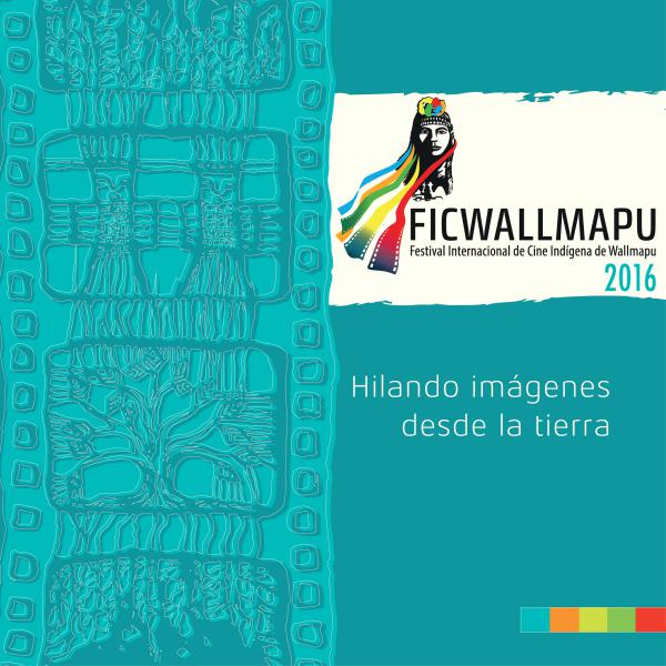 Catálogo FICWALLMAPU 2016 .