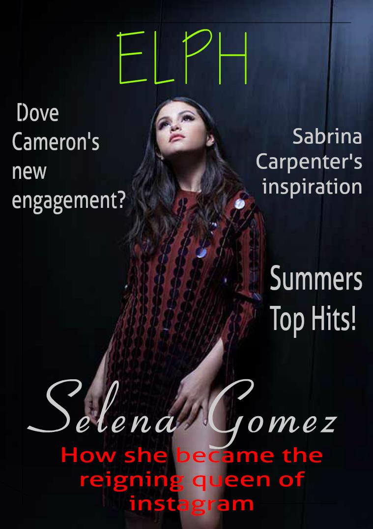 ELPH MAGAZINE: Celebrity News 1