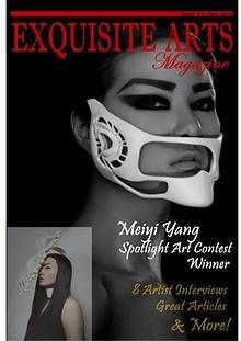 Exquisite Arts Magazine