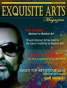 Exquisite Arts Magazine
