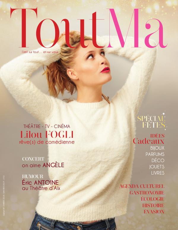 ToutMa n°52 - Novembre 2018 / Janvier 2019