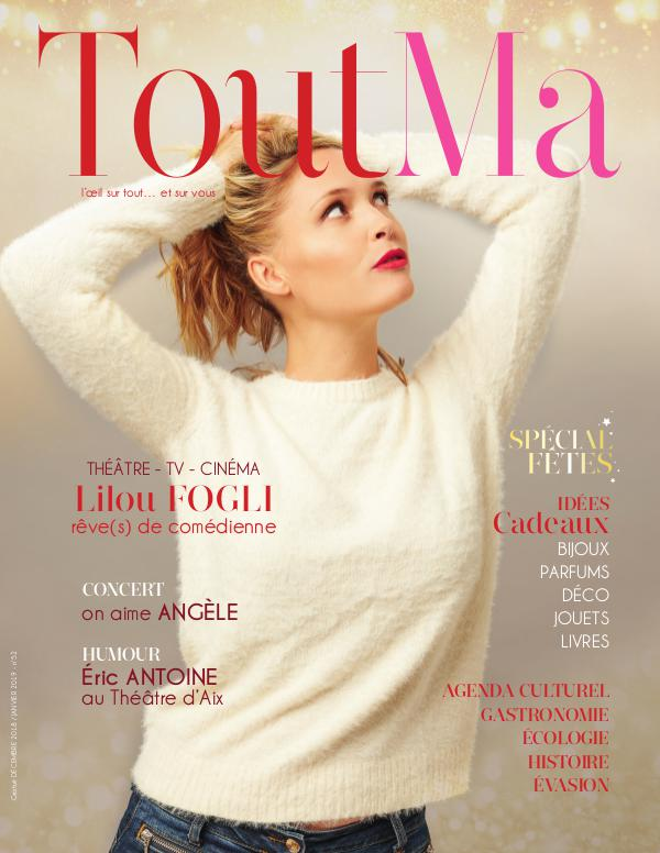 ToutMa ToutMa n°52 - Novembre 2018 / Janvier 2019