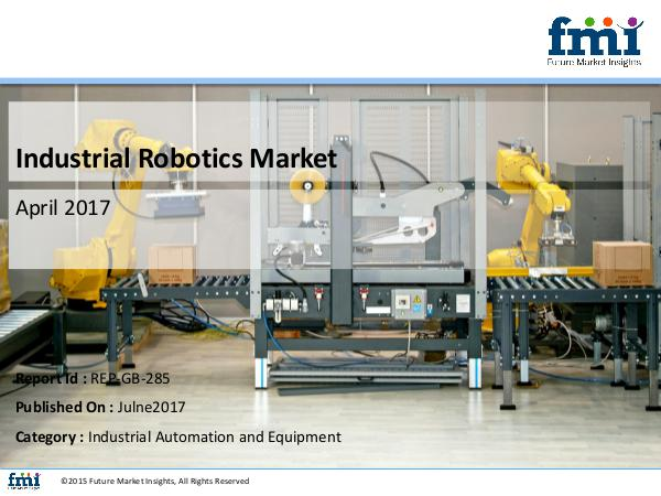 Research Industrial Robotics Market Growth and Segments