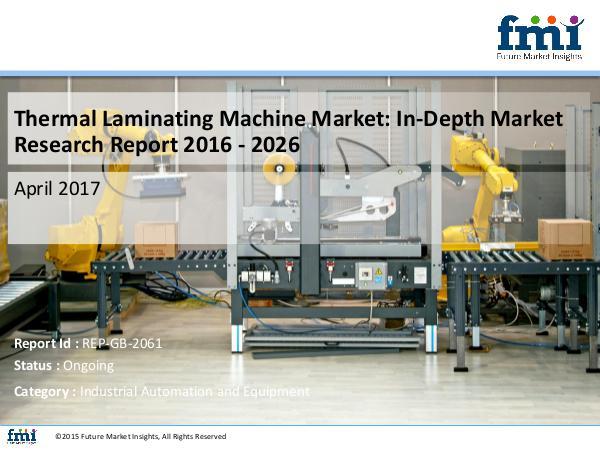 Research Thermal Laminating Machine Market
