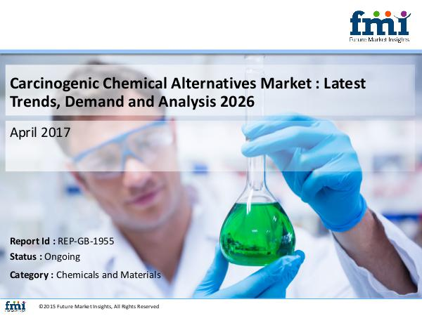 Research Carcinogenic Chemical Alternatives Market : Growth