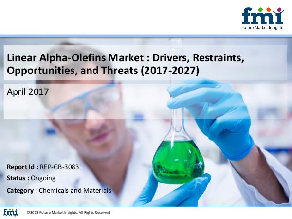 Research Linear Alpha-Olefins Market : Information, Figures