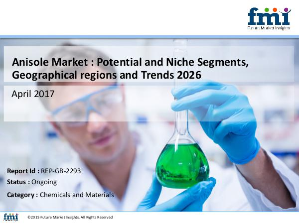 Research Anisole Market Growth and Segments, 2016-2026