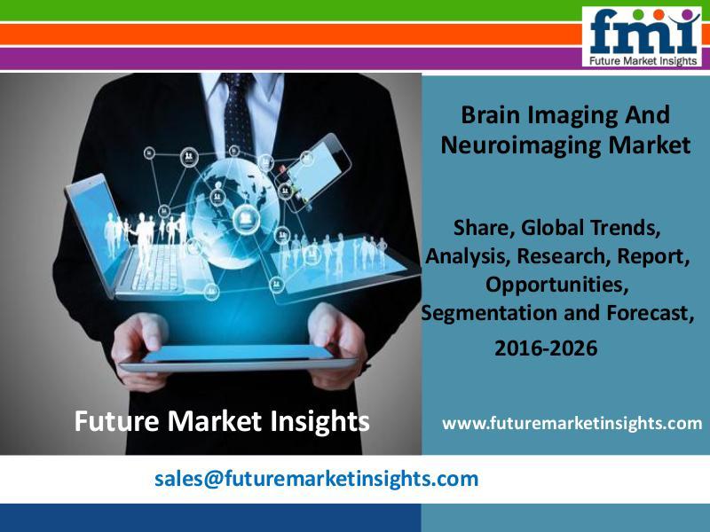 Brain Imaging And Neuroimaging Market